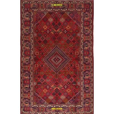 Meymeh d'epoca Persia 320x194 Mollaian carpets 8172 Geometric design Carpets -50% 700,00 € Geometric design Carpets