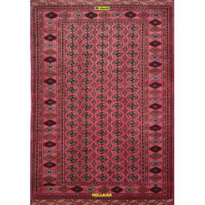 Bukara Turkmen old 253x177-Mollaian-Geomtric-Rugs-Geometric design Carpets-Bukara Turkmen-834-1.300,00€-Sale--50%e