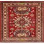 Uzbek extra gold 101x97 Mollaian carpets 7237 Geometric design Carpets -50% 375,00€ Geometric design Carpets
