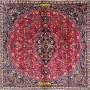 Mashad d'epoca Persia 228x223 Mollaian tappeti 9151 Mollaian Online - Tappeti Venduti - Tappeti non più Disponibili - Tappeti...