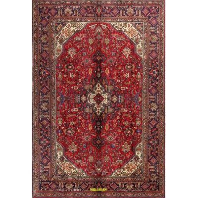 Tabriz d'epoca 30R Persia 300x203-Mollaian-Tappeti-Antichi-Tappeti D'epoca-Tabriz-Old-Carpet-12902-750,00€-saldi--50%