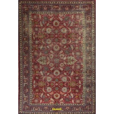 Anatolian Panderma 316x212-Mollaian-Antique-Rugs-Old Carpets-Panderma - Kaisery-old-carpet-1179-995,00€-Sale--50%