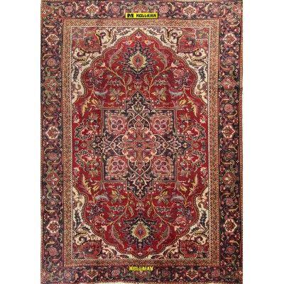 Heriz d'epoca Persia 330x235-Mollaian-Tappeti-Antichi-Tappeti D'epoca-Heriz-Old-Carpet-8255-950,00€-saldi--50%