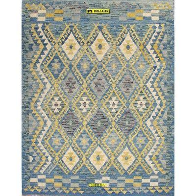 Kilim Kaudani Melange 200x156 Mollaian carpets 13251 Kilim -Sumak -50% 295,00€ Kilim -Sumak