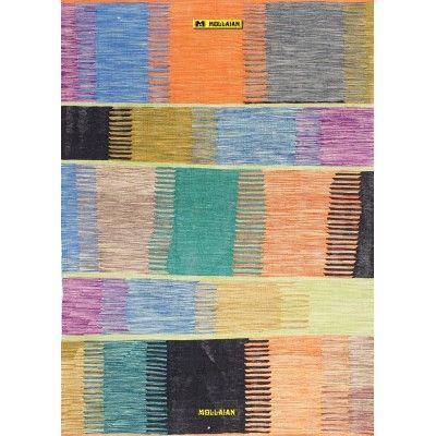 Kilim Kaudani Melange 182x130 Mollaian carpets 13248 Kilim -Sumak -50% 245,00€ Kilim -Sumak