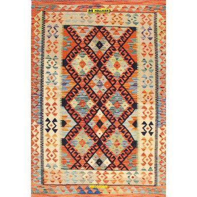 Kilim Kaudani Melange 148x107 Mollaian carpets 13334 Kilim -Sumak -50% 130,00€ Kilim -Sumak