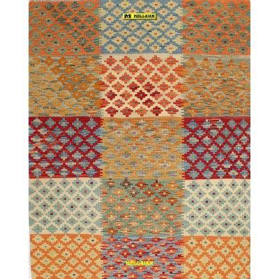 Kilim Kaudani Melange 140x110 Mollaian carpets 13331 Kilim -Sumak -50% 125,00€ Kilim -Sumak