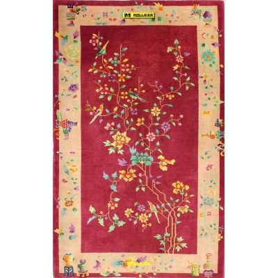 Old Tientsin China 200x123 Mollaian carpets 5805 Old Carpets -50% 850,00€ Old Carpets