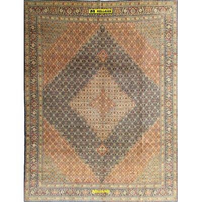 Tabriz 60R antico Persia 390x300-Mollaian-Antique-Rugs-Antique carpets-Tabriz-old-carpet-3960-8.750,00€-Sale--50%