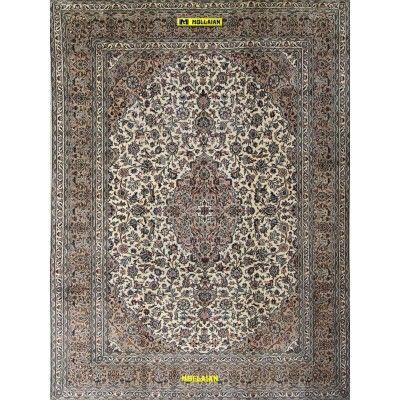 Kashmar d'epoca Persia 398x297-Mollaian-Tappeti-Antichi-Tappeti D'epoca-Mashad-Old-Carpet-8201-1.150,00€-saldi--50%