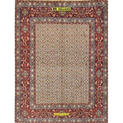 Birgiand Mud fine 194x144 Mollaian carpets 13218 Geometric design Carpets -50% 975,00 € Geometric design Carpets
