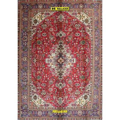Old Tabriz 30R Persia 297x205-Mollaian-Antique-Rugs-Old Carpets-Tabriz-old-carpet-12937-700,00€-Sale--50%