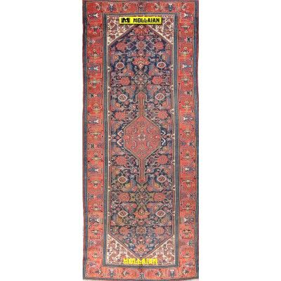 Antique Malayer Persia 375x155-Mollaian-Antique-Rugs-Antique carpets-Malayer-old-carpet-0350-4.975,00€-Sale--50%