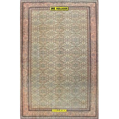 Antique Anatolian Panderma 292x192-Mollaian-Antique-Rugs-Old Carpets-Panderma - Kaisery-old-carpet-1177-1.450,00€-Sale--50%