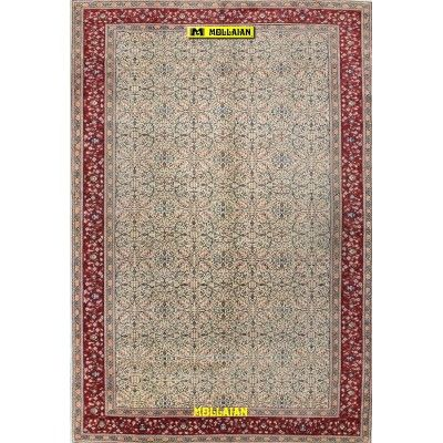 Panderma antico 293x198-Mollaian-Tappeti-Antichi-Tappeti D'epoca-Panderma - Kaisery-Old-Carpet-1174-1.450,00€-saldi--50%