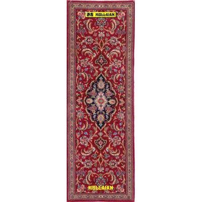 Qum Kurk Persia 157x53-Mollaian-Runner-Rugs-Runner Rugs - Lane Rugs - Kalleh-Qum - Ghom-1590-550,00€-Sale--50%