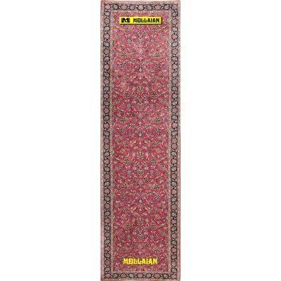 Kashan Kurk Persia 387x110-Mollaian-Runner-Rugs-Runner Rugs - Lane Rugs - Kalleh-Kashan-2740-2.475,00€-Sale--50%