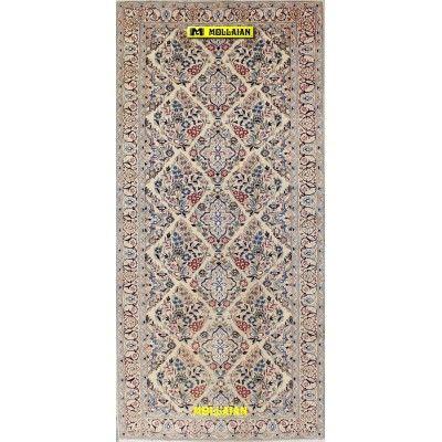 Nain 6 line Persia 207x95-Mollaian-Tappeti-classici-Tappeti Classici-Nain-6353-1.500,00€-Saldi--50%