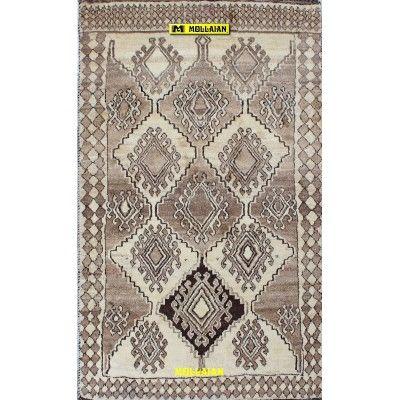 Old Persian Gabbeh Kashkuli 210x125-Mollaian-Gabbeh-Contemporary-Rugs-Gabbeh and Modern Carpets-Gabbeh Kashkuli-11179-575,00...