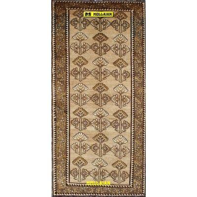 Old Persian Kashkuli Gabbeh 205x100-Mollaian-Gabbeh-Contemporary-Rugs-Gabbeh and Modern Carpets-Gabbeh Kashkuli-11184-395,00...