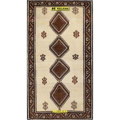 Old Persian Gabbeh Kashkuli 203x115-Mollaian-Gabbeh-Contemporary-Rugs-Gabbeh and Modern Carpets-Gabbeh Kashkuli-11185-450,00...