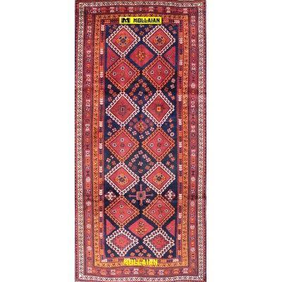 Kashkuli old Persia 320x147-Mollaian-Geomtric-Rugs-Geometric design Carpets-Kashkuli - Kashkai-11186-775,00€-Sale--50%e
