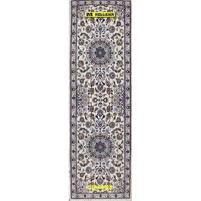 Nain 9 line Persia 200x60-Mollaian-Tappeti-Passatoia-Tappeti Passatoie - Corsie - Kalleh-Nain-12913-650,00€-Saldi--50%