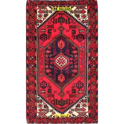 Hamedan Persia 172x100 Mollaian carpets 13278 Mollaian Rugs - Sold out - Sold Items - No longer available. -50% 0,00€ Mollai...