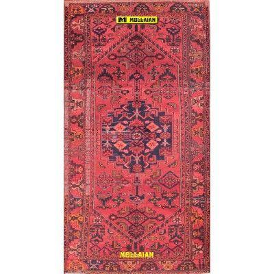 Hamedan old Persia 250x135-Mollaian-Antique-Rugs-Old Carpets-Hamedan-old-carpet-8118-325,00€-Sale--50%