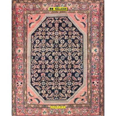 Old Lilian Persia 193x153-Mollaian-Antique-Rugs-Old Carpets-Lilian-old-carpet-3664-1.250,00€-Sale--50%