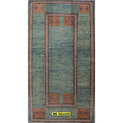 Azlah Kotan 280x150-Mollaian-Geomtric-Rugs-Geometric design Carpets-Kotan-7020-1.050,00€-Sale--50%e