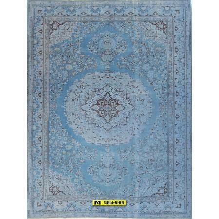 Anatolian vintage Ladik 276x208-Mollaian-Patchwork-Vintage-Rugs-Patchwork Vintage carpets-Vintage-11115-1.200,00€-Sale--50%