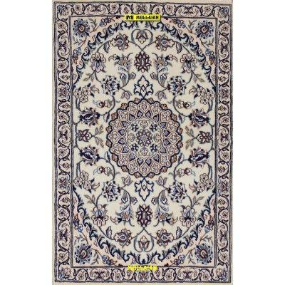 Nain 9 line Persia 98x63 Mollaian carpets 13271 Bedside carpets -50% 350,00€ Bedside carpets