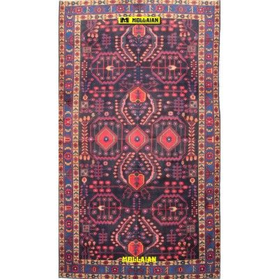Nahavand old Persia 250x150 Nahavand Mollaian Antique rugs 0841 Nahavand 750,00€ -50%