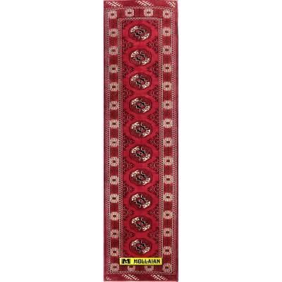 Bukara Turkmen 283x70-Mollaian-Runner-Rugs-Runner Rugs - Lane Rugs - Kalleh-Bukara Turkmen-13433-575,00€-Sale--50%