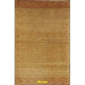 Gabbeh Beijing 185x122 Beige Mollaian rugs