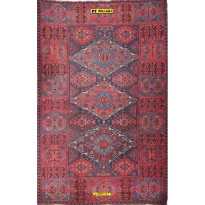 Antique Caucasian Sumak 360x230-Mollaian-Geomtric-Rugs-Geometric design Carpets-Sumak - Sumagh - Sumaq-3354-5.500,00€-Sale--...