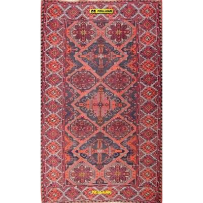 Antique Caucasian Sumak 357x218-Mollaian-Antique-Rugs-Antique carpets-Sumak - Sumagh - Sumaq-old-carpet-3353-4.750,00€-Sale-...