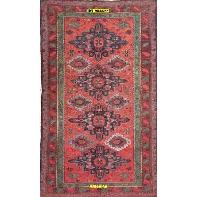 Antique Caucasian Sumak 280x167-Mollaian-Geomtric-Rugs-Geometric design Carpets-Sumak - Sumagh - Sumaq-0217-1.700,00€-Sale--...