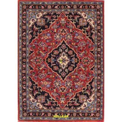 Kashan Bedside carpet Persia 95x68
