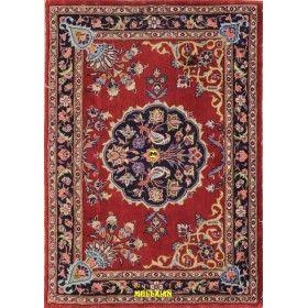 Kashan Bedside carpet Persia 100x70