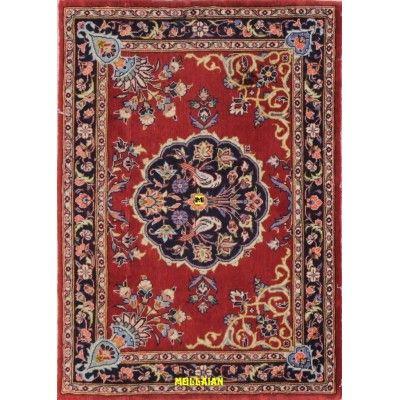 Kashan Bedside carpet Persia 100x70-Mollaian-Bedside-Rugs-Bedside carpets-Kashan-9830-450,00€-Sale--50%