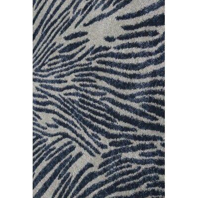 BOURBON 2 BLUE-Mollaian-Tappeti-Moderni-economici-Tappeti Moderni Economici-Bourbon Blue-26038-45,00€-Saldi-