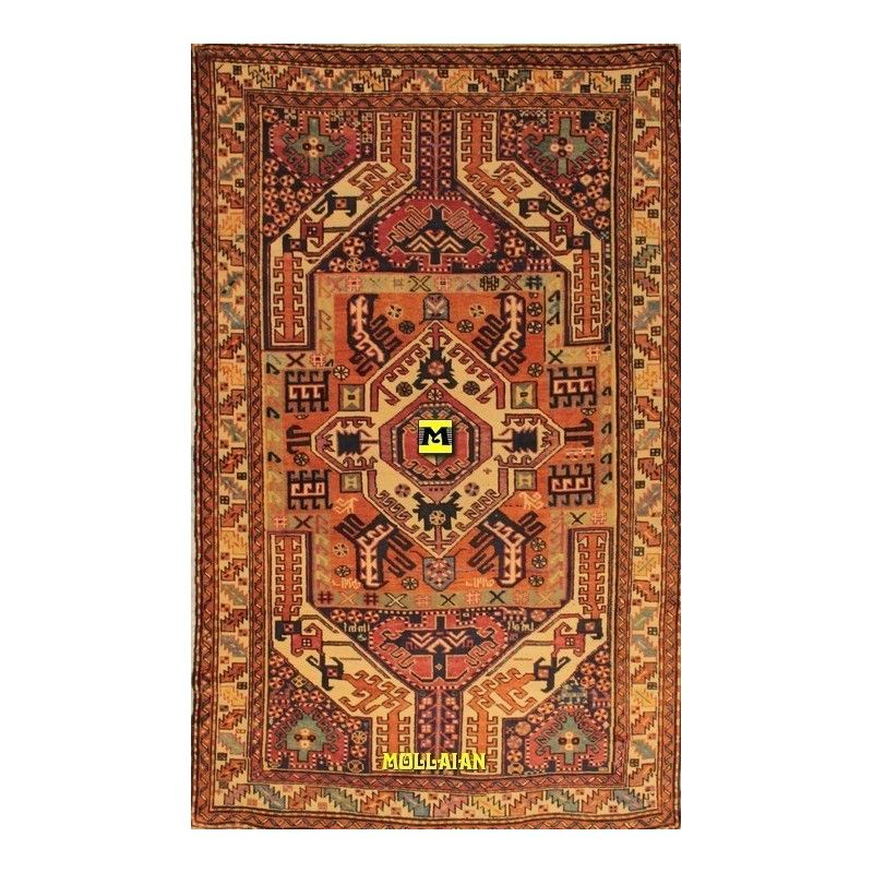 Antique Ushak Kasin Karabagh 261x164