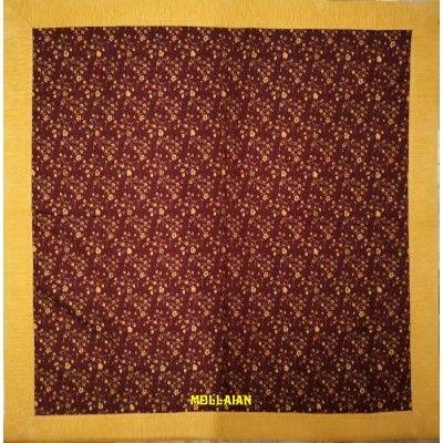 Arazzo Copri-tavolo Patchwork Giallo Mollaian tappeti MTA0030 Patchwork Copri-tavolo 110,00€ Copri-Tavolo Patchwork