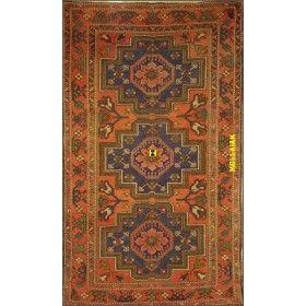 Ancient caucasian Derbent Azerbaijan 237x140 Mollaian rugs