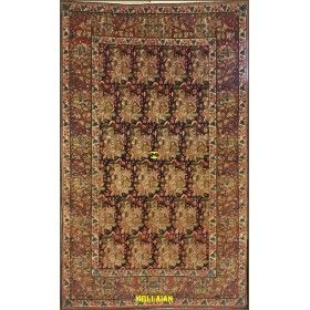 Antique persian Kerman 219x138 Mollaian oriental Rugs