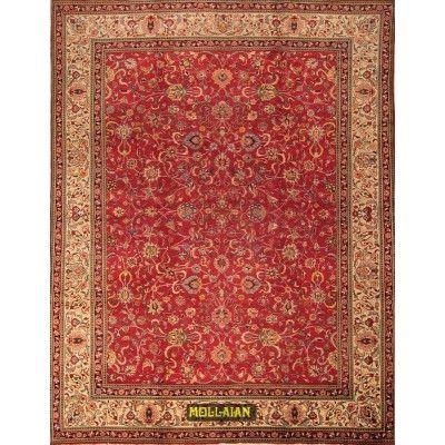 Tabriz d'epoca 40R Persia Mollaian tappeti