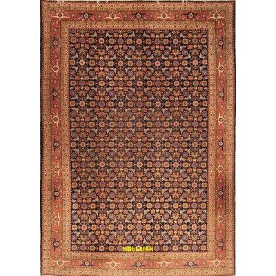 Tabriz Herati d'epoca 40R Persia 325x225-Mollaian-Tappeti-Antichi-Tappeti D'epoca-Tabriz-Old-Carpet-2410-1.450,00€-saldi--50%