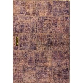 Patchwork Vintage blu avio 257x175 mollaian rugs